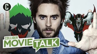 Will Jared Leto Leave the Joker Behind in Favor of the Spider-verse? - Movie Talk