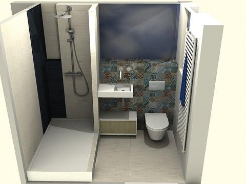 petite salle de de bains