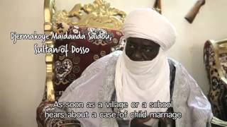 The Sultan Of Dosso: A Champion For Girls' Education