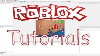 Roblox Basic Building Tutorial 9: Capture the Flag and Scenery