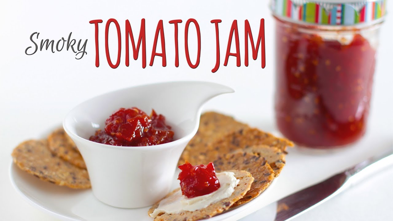 How to Make Tomato Jam: Recipe + Canning Tips - YouTube