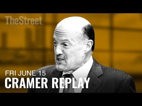 Jim Cramer on Tariffs, Procter & Gamble, Amazon, Whole Foods and Adobe