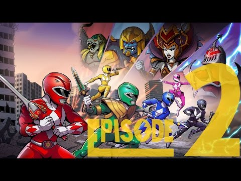 Defenders of Angel Grove!- Couple Plays- Power Rangers: Mega Battle