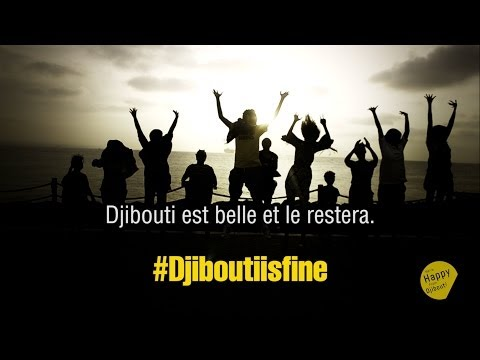 Pharell Williams - HAPPY - We are from Djibouti - #HAPPYDAY (OFFICIAL VIDEO)