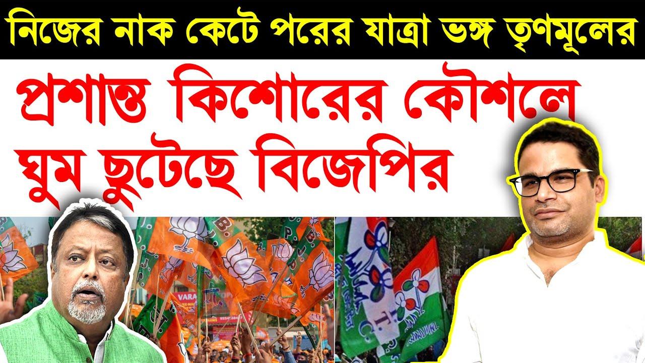 2021 Assembly Election | প্রশান্ত কিশোরের কৌশলে ঘুম ছুটেছে বিজেপির, চোর বাছতে গাঁ উজার হল তৃণমূলের।