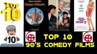 Top Ten 90's Comedy Films