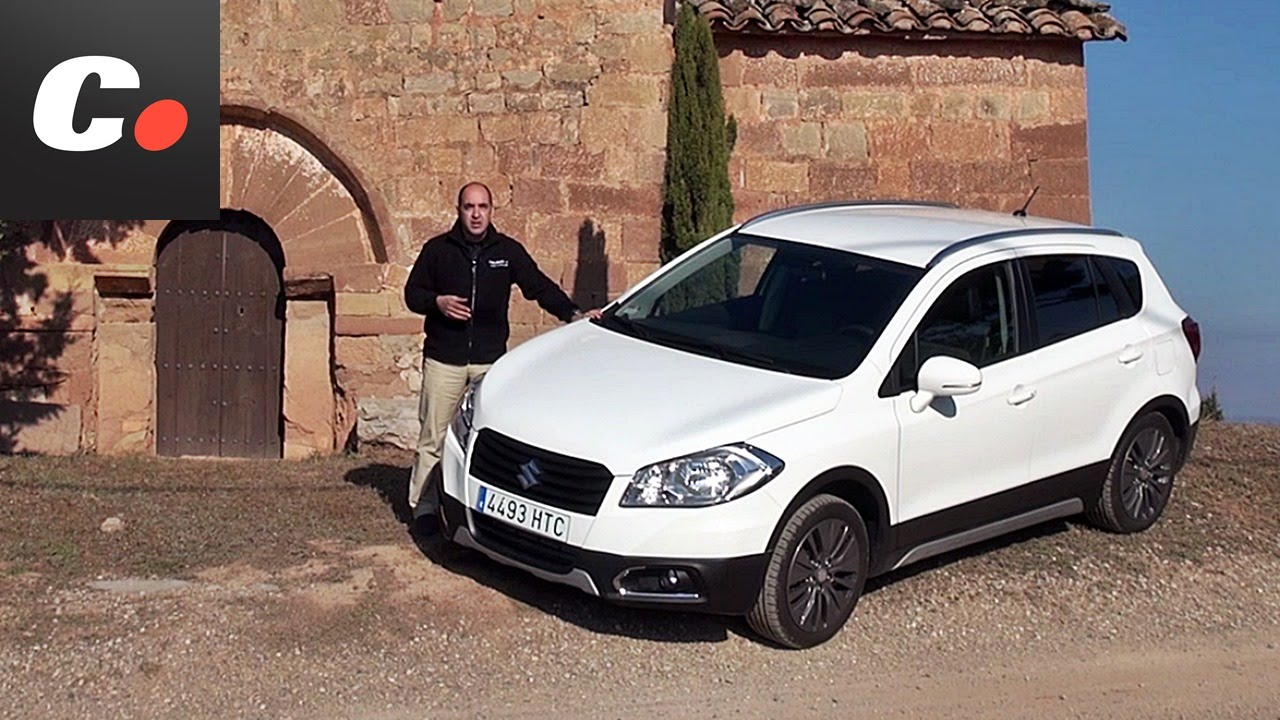 suzuki sx4 s cross prueba suv an lisis test review en espa ol youtube. Black Bedroom Furniture Sets. Home Design Ideas