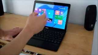 NextBook Flexx10 - 2 in 1 Tablet from Walmart