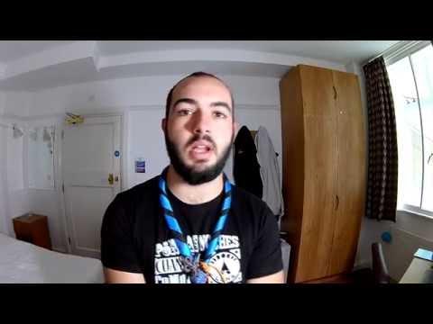Erasmus en Cambridge - Vlog 03. Supervisiones, clases y Scouts!