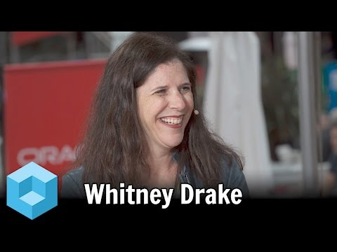 Whitney Drake, General Motors - Oracle OpenWorld 2015 - #OOW15 - #theCUBE
