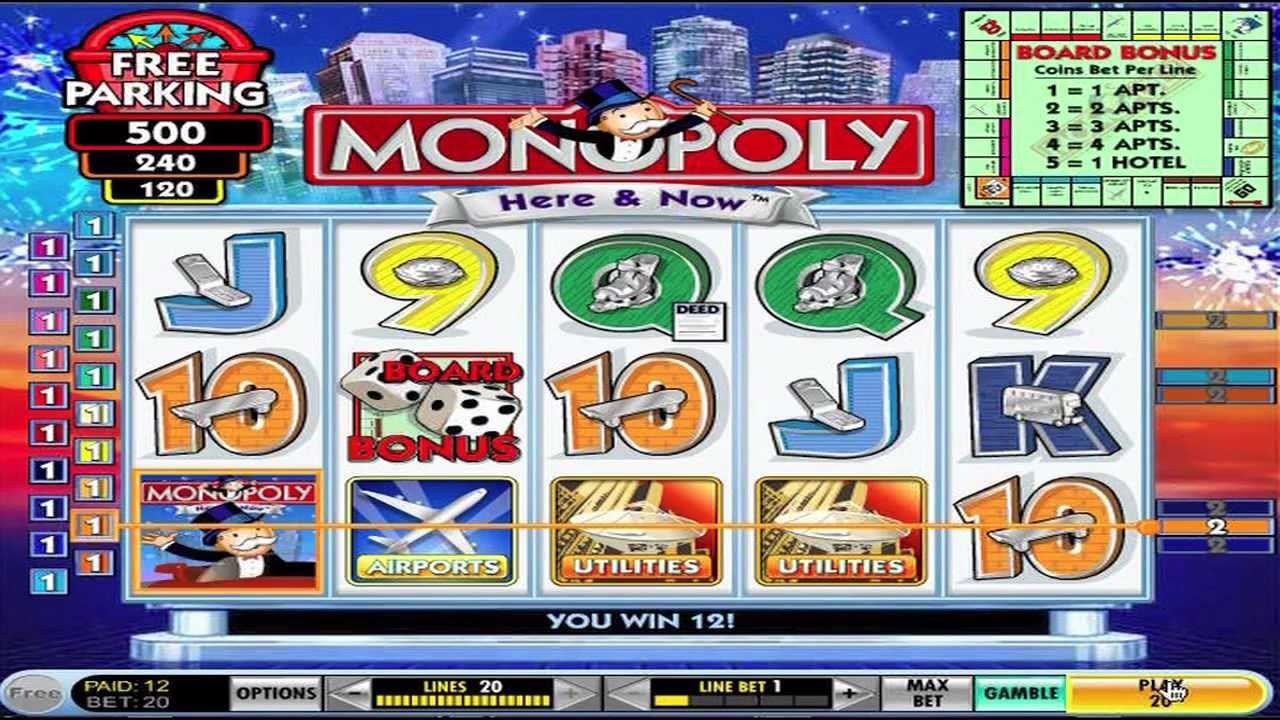 Online Casino Monopoly