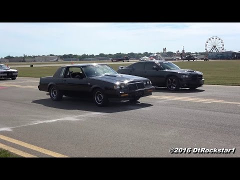 Buick Grand National vs Dodge Charger