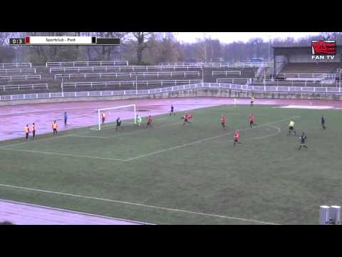 Tor: Dresdner Sportclub 1898 0:3 Post SV Dresden