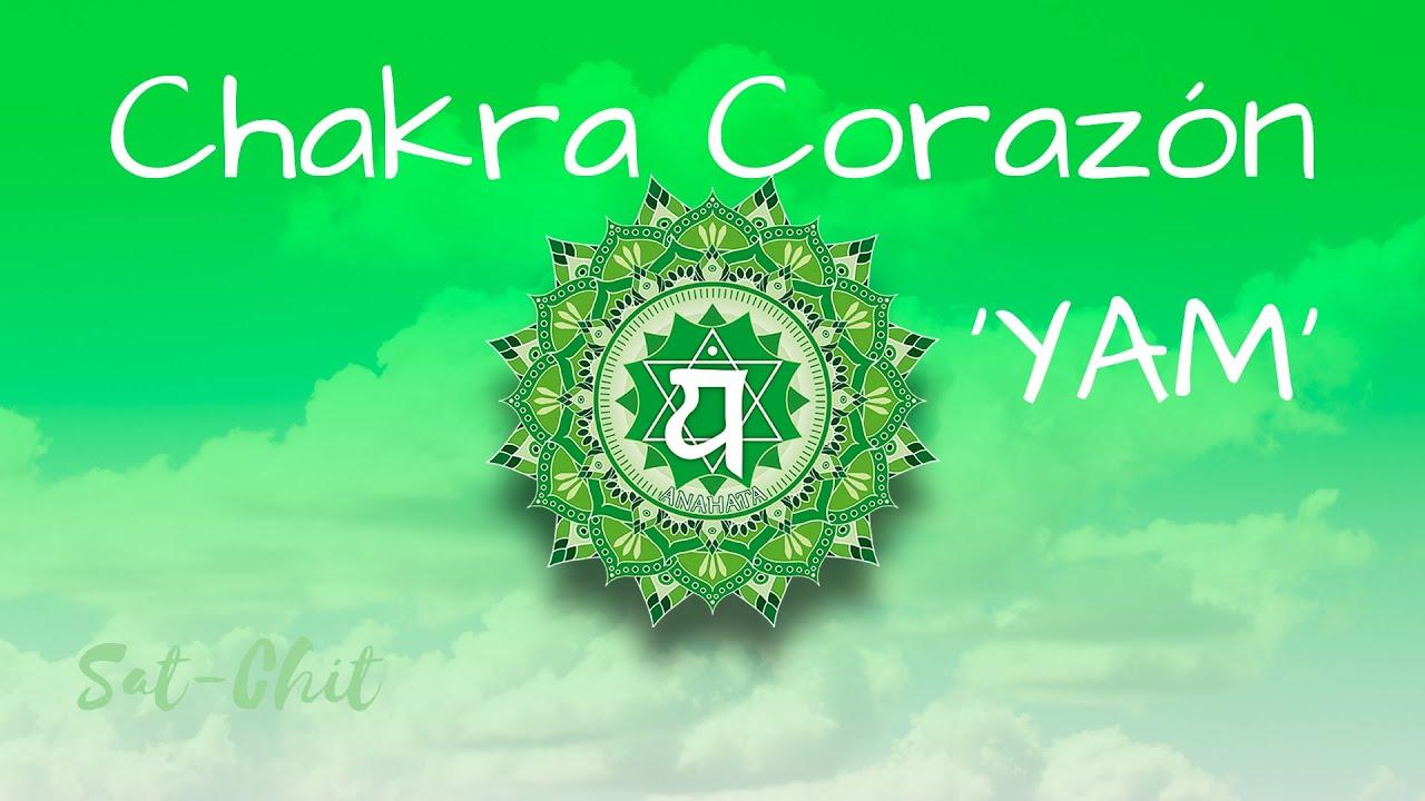 Download SANAR y DESBLOQUEAR CHAKRA CORAZÓN ☯ Mantra / Canto 'YAM' para EQUILIBRAR el Cuarto Chakra - 639Hz