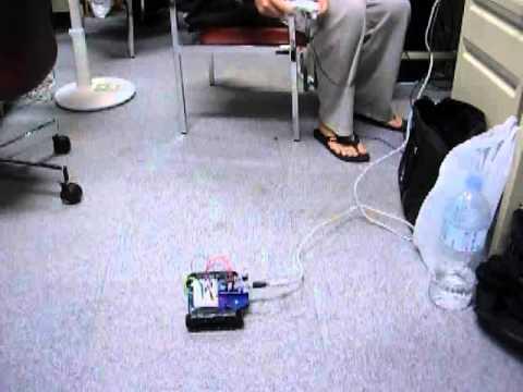 Robot Rover Motor Control using Arduino