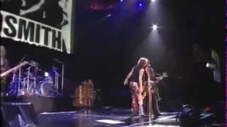 Aerosmith Mama Kin Live Tokyo 2002