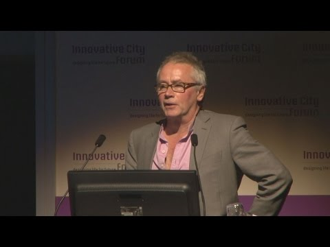 Peter Bishop - 「Envisioning Global Cities 2025: New Definitions of Prosperity and Livability」