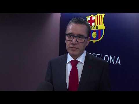 FC Barcelona not thinking about leaving La Liga: Club president Josep Maria Bartomeu