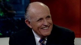Giuliani: Do you remember a world as dangerous as this?