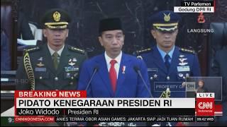 Full - Pidato Kenegaraan Presiden RI di DPR RI