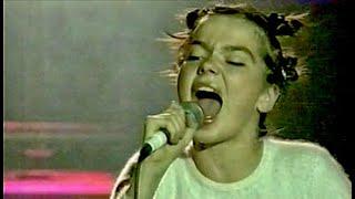 Björk - big time sensuality - Live 1993 HD