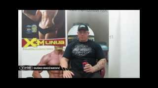 How to get a six-pack? FAQ with Dusko Madzarovic by THE Nutrition
