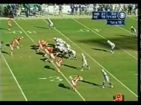 Indianapolis Colts vs Kansas City Chiefs 2003