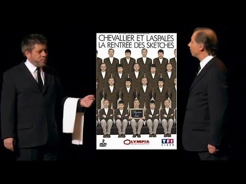 """Chevallier et Laspalès  """"La rentrée des sketches"""""""