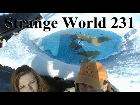 Strange World New Years Eve talks Flat Earth with industrial vacuum professional SW231✅ thumbnail