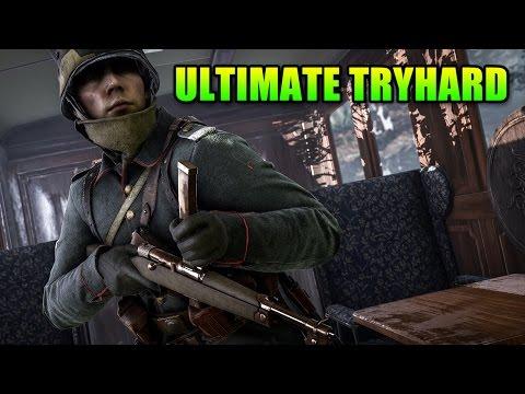 Loadout Ultimate Tryhard | Battlefield 1 Automatico M1918