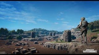 видео: #PlayerUnknown'sBattlegrounds