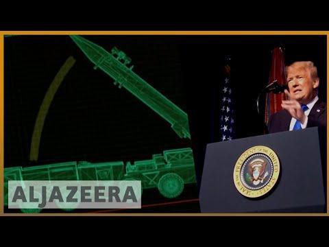 🇺🇸 Trump's space force: US to explore new defence tech | Al Jazeera English