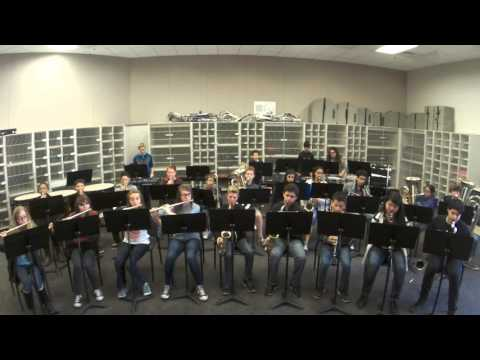 Canteberry Overture - Ranchos Middle School Advanced Band