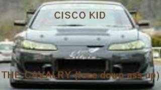 cisco kid the cavalry ( face down ass up)