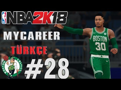 ELENMEK - YENİ SEZON VE KADRODA SÜRPRİZ BİR İSİM - NBA 2K18 MyCareer Türkçe #28