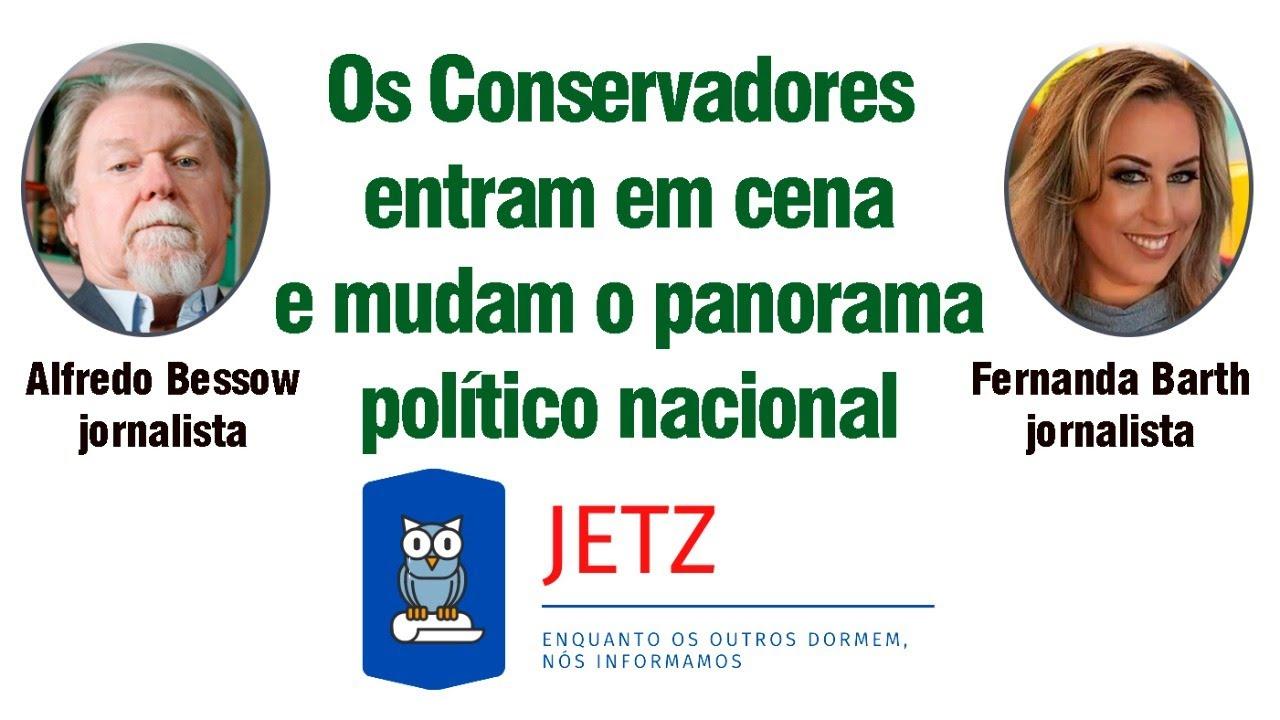 Jetz - Fernanda Barth e os desafios para os Conservadores na política
