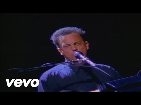 Billy Joel - New York State Of Mind (from Live at Yankee Stadium)