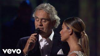 Смотреть клип Andrea Bocelli, Nicole Scherzinger - No Llores Por Mi Argentina