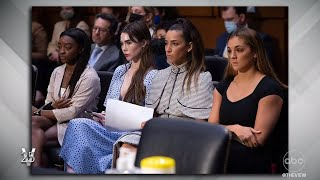 U.S. Gymnasts Say FBI Botched Nassar Investigation   The View