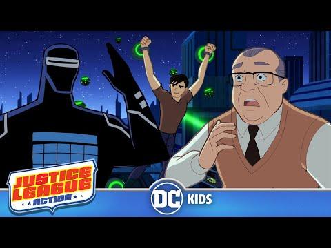Justice League Action  Split Up Firestorm  DC Kids