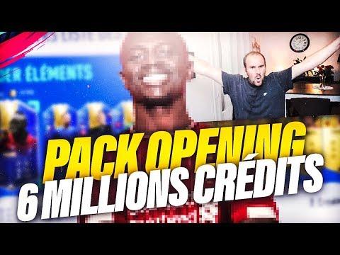 FIFA 19 - UN PACK OPENING A 6 MILLIONS DE CREDITS