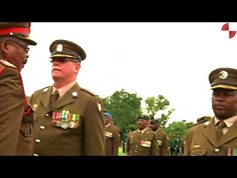 Chief SANDF Medal Parade