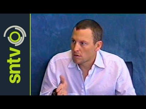 Lance Armstrong Lies Under Oath   sntv
