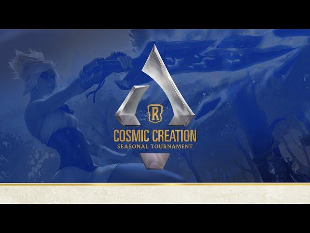 Southeast Asia | Cosmic Creation Seasonal Tournament