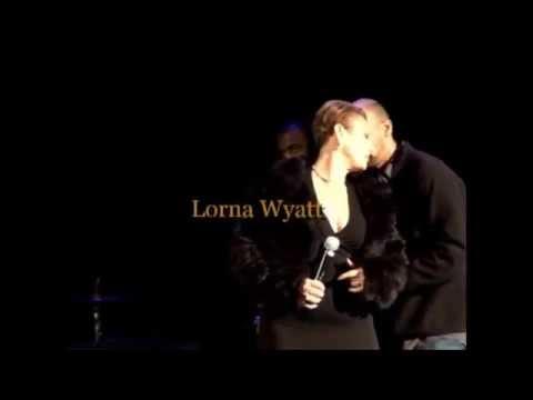 KeKe Wyatt's Mother - LORNA WYATT  singing Gospel!!