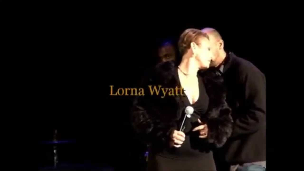 KeKe Wyatt's Mother - LORNA WYATT singing Gospel!!