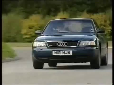 Old Top Gear -1994- Audi A8