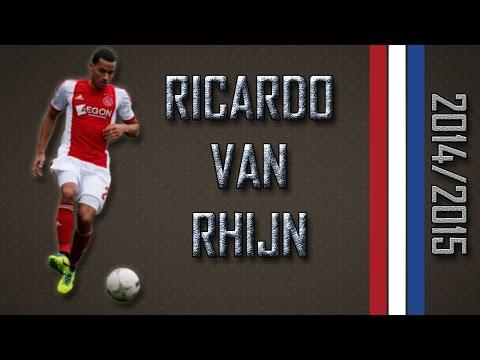 Ricardo van Rhijn ● Goals Assists Skills ● Ajax 2014/2015 ● Best Young Right Back ●