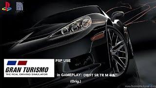 Gran Turismo PSP GAMEPLAY SR -…