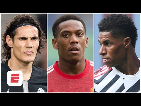 Cavani, Martial or Rashford: Who is Man United's best option at striker? | ESPN FC